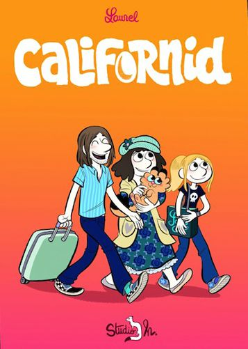 Californid couverture